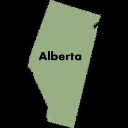 Image of Canada region Alberta