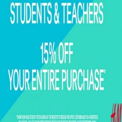 Coupon for: Vaughan Mills - H&M Studenst and teachers 15% off