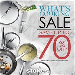 Coupon for: Stokes at Canada One Factory Outlets - Save up to 70%