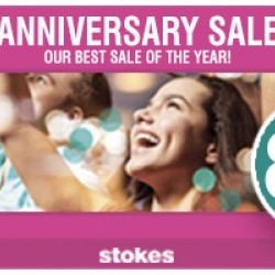 Coupon for: The Village Shopping Centre - Stokes - Anniversary Sale