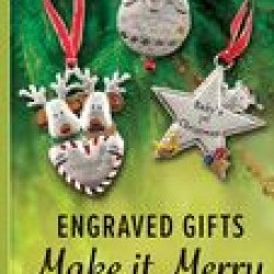 Coupon for: CF Champlain - ENGRAVED GIFTS - MAKE IT MERRY SALE