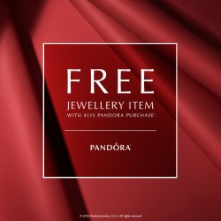 Coupon for: Midtown Plaza  - PANDORA'S BOXING DAY PROMOTION