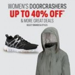 Coupon for: CF Champlain - Sport Chek - WOMEN'S SHOE AND CLOTHING DEALS