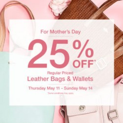 Coupon for: The Shops at Morgan Crossing - Roots Mother's Day Sale