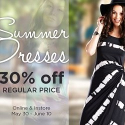 Coupon for: Dixie outlet mall - Nygard Fashion Outlet - Summer Dresses