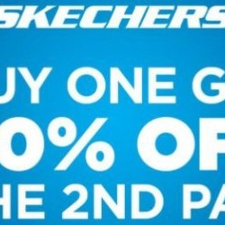 Coupon for: Outlet Collection at Niagara - BUY 1 & GET YOUR 2ND PAIR FOR 30% OFF at Skechers