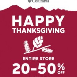 Coupon for: King's Crossing Outlet Centre - Columbia Sportswear Company- Entire Store 20%-50% off