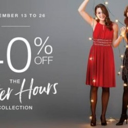 Coupon for: Vaughan Mills - RICKI'S - 40% off the After Hours Collection