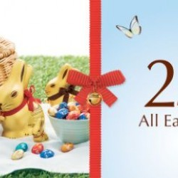 Coupon for: Outlet Colletion at Niagara - THE EASTER BUNNY IS COMING EARLY THIS YEAR! at Lindt