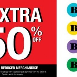 Coupon for: CrossIron Mills - UP TO EXTRA 50% OFF at Browns Outlet