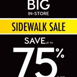 Coupon for: The Village Shopping Centre - Our big in-store sidewalk sale at Stokes